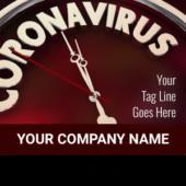 01CC Coronavirus Clock-300x300px